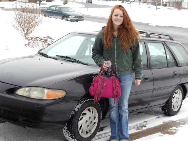 Alanna and 98 mercury tracer