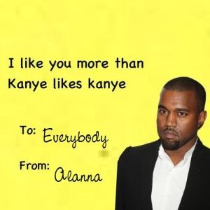 Valentine Kanye West Funny