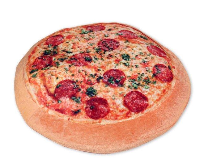 Huggable Pizza Pillow Amazon