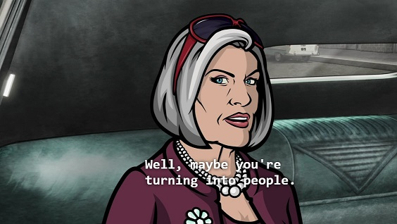 archer-blood-test-turning-into-people-meme